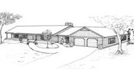 Country Ranch House Plan